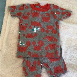 Carter's Pajama set